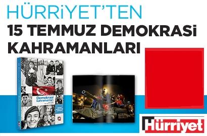Hürriyet – 15 Temmuz Demokrasi Kahramanları Kitabı