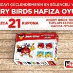 Hürriyet – Angry Birds Hafıza Oyunu