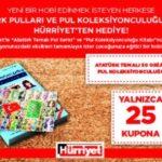 Hürriyet – Atatürk Pulları ve Pul Koleksiyonu Kitabı