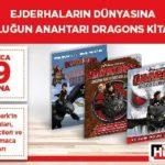 Hürriyet – Dragons Çizgi Film Kitabı Seti