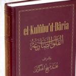 Bugün Gazetesi – El–Kulub'ud Daria Kitabı