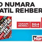 Hürriyet – 10'lar Türkiye'nin En İyileri Kitabı
