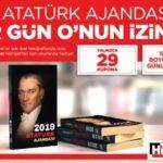 Hürriyet – Atatürk Ajandası