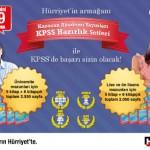 Hürriyet – KPSS Hazırlık Setleri