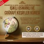 Hürriyet – Işıklı Osmanlı ve Coğrafi keşifler küresi