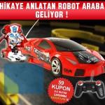 HaberTürk – Hikaye Anlatan Robot Araba