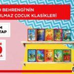 Hürriyet –  Samed Behrengi Çocuk Kitapları Dizisi