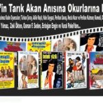 Hürriyet – Tarık Akan 5'li DVD Seti