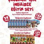 Hürriyet – Action English İngilizce Eğitim 2. Kampanya