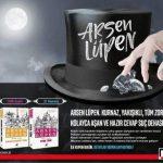 Hürriyet – Arsen Lüpen Kitapları