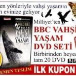 Milliyet – BBC Vahşi Yaşam DVD Seti