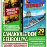 Hürriyet –  Çanakkale'den Gelibolu'ya Kitabı ve Maket