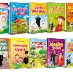 Hürriyet – Çocuklar İçin Atatürk Kitapları