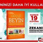 Hürriyet – NG Güçlü Beyin Güçlü Hafıza kitabı