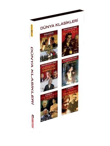 hürriyet dünya klasikleri dvd seti