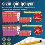 Hürriyet – Karacan Akdemi KPSS Hazırlık Setleri