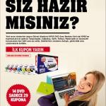 Hürriyet – KPSS Soru Bankası DVD Seti