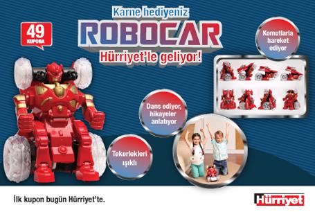 hürriyet robocar