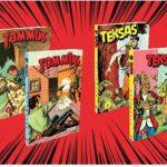 Hürriyet – Tommiks ve Teksas Kitapları