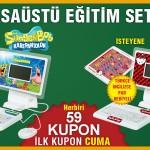 Haber Türk – Masaüstü Eğitim Setleri