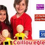 Haber Türk – Caillou Eğlence Sihirbazı