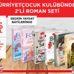 Hürriyet – 2'li Roman Seti 9.90 TL