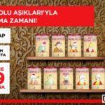 Hürriyet – Anadolu Aşıkları Kitapları