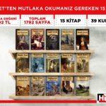 Hürriyet – Seçme Türk Klasikleri Seti