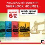 Hürriyet – Sherlock Holmes Kitapları
