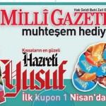 Milli Gazete – Hz. Yusuf (11 DVD)
