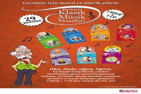 klasik müzik masalları