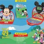Sabah – Disney Mickey Farenin Kulüp Evi Eğitim Seti
