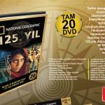 Hürriyet – Nationa Geographic 125. Yıl DVD Seti