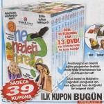 Vatan Gazetesi – Ne, Neden, Nerede? 13 DVD Set