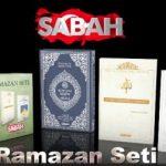 Sabah – 2017 Ramazan Seti Promosyon Kampanyası