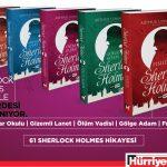 Hürriyet – Sherlock Holmes Kitapları Seti