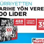 Hürriyet – Tarihe Yöne Veren 100 Lider