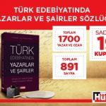 Hürriyet – Türk Edebiyatından Yazarlar ve Şairler Sözlüğü