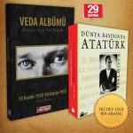 Hürriyet – Dünya Basınında Atatürk ve Veda Albümü Kitapları