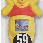 Sabah Gazetesi – Winnie The Pooh Elektronik Eğlence Küpü